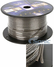 Gray Stinger SHW512G 100 Foot of 12 Gauge Matte Gray Speaker Wire