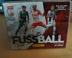 PANINI-Bundesliga-Osterreich-2018-2019-Display-Box