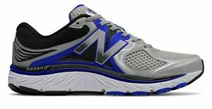 New-Balance-Men-039-s-940v3-Shoes-Silver-with-Blue-amp-Black