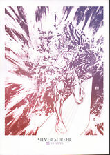 ** PRINT** SILVER SURFER COVER A4 GLOSSY PICTURE PAPER - BY RB SILVA
