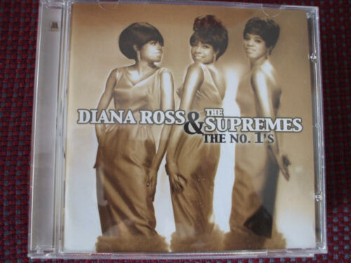 1 of 1 - Diana Ross & The Supremes - The No.1's CD.Disc Is In Excellent Condition.