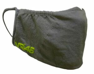 Official-VR46-Valentino-Rossi-Kids-Reusable-Social-Face-Mask-Covering-Grey