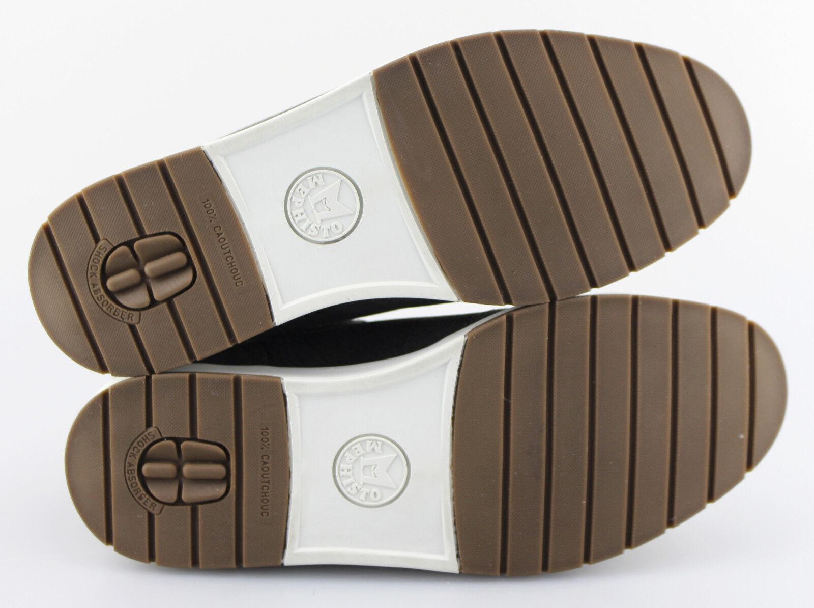 Uomo MEPHISTO 'Ludo' grigio Nubuck scarpe da ginnastica Dimensione US US US 8 EUR 7.5 be2f5a