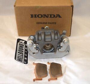 New-OEM-Honda-TRX450r-450r-450er-2004-2015-rear-brake-caliper-assembly-with-pads