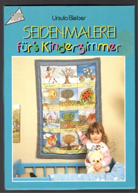 Seidenmalerei fürs Kinderzimmer  Ursula Bieber