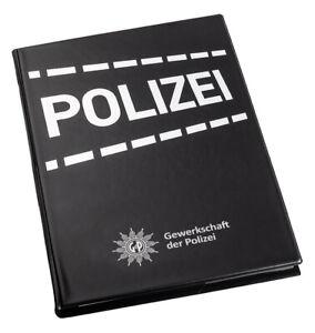 Polizei-Schreibmappe-DIN-A4