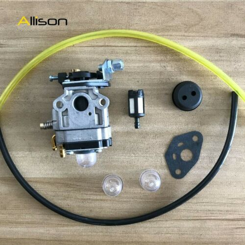 Carburetor Carb Gasket For Eskimo Stingray S33Q8 Power Ice Auger Carb Kit