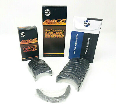 ACL Race HX STD Main Rod Thrust Bearings Honda Civic D16 D16A6 D16Z6 D16Y7 D16Y8