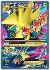 MANECTRIC EX 24a/119 -Phantom Forces Promo -NM Pokemon- Full Alt Art Mega Powers