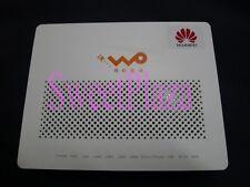 EPON ONU Huawei wireless  HG8346R, ONT router with 4 LAN+2 phone+WIFI,English