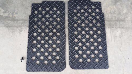 John Deere EZtrak Zero-Turn Floor Mat//Protector Z200 SERIES,Z335,Z355,