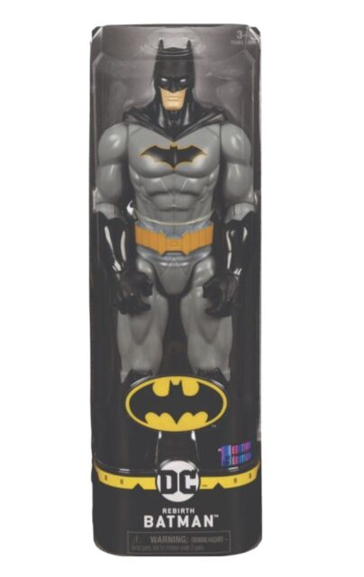 Spin Master DC Rebirth tactical Batman 12-Inch Action Figure NEW