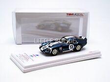 TRUESCALE MINIATURES 1/43 SHELBY Daytona coupé CSX2299 - Daytona 1965 TSM134318