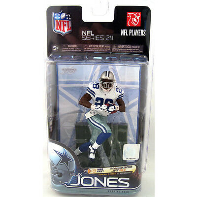 McFarlane Toys NFL 24 Felix Jones DALLAS COWBOYS 6in Action Figure