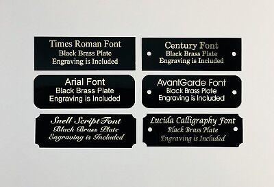 ".050 Brushed Silver Plastic 3/""x9/"" Restricted Area Laser Engraved Sign"