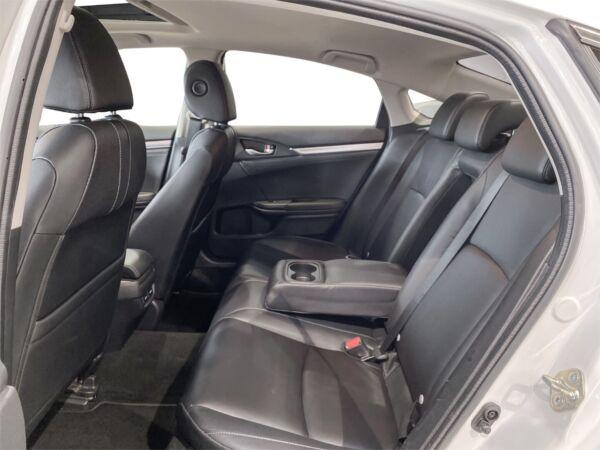 Honda Civic 1,5 VTEC Turbo Executive CVT billede 4