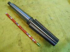 125 Per Foot Taper X 4 Morse Taper Shank Reamer Cutting Tool Mill River Usa