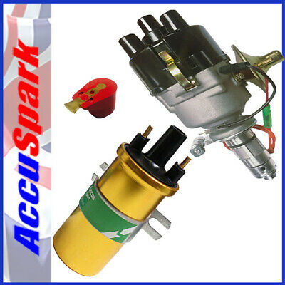 Triumph TR4//A AccuSpark™25D Electronic Ignition Distributor Positive Earth