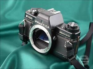 Praktica B100 B Mount Bayonet 35mm Film Camera - 1200