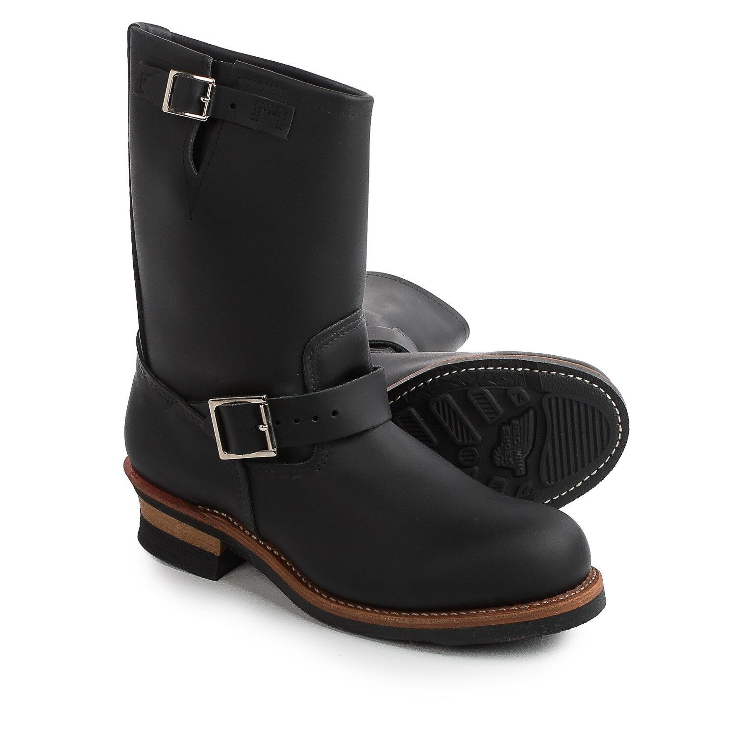 """New Mens rot Wing Heritage 2268 11"""" Engineer Stiefel Leather Factory 2nds  315"""