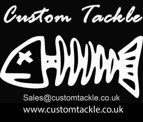 Design your own fatz Custom Carp Bobbins heads hanger  swinger  indicators PTFE