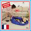 Sac-de-Rangement-Jouet-Tapis-de-Jeu-Pour-Enfant-Portable-Organisateur-de-Jouet miniature 1
