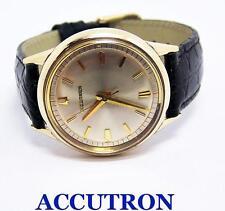 Vintage 10k GF BULOVA ACCUTRON Watch 1967* EXLNT Condition* SERVICED