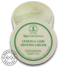 Taylor of Old Bond Street Limone & Lima Crema Depilatoria (tc150g-lemonandlime)
