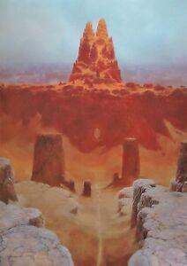 Original Polish poster by Beksinski   eBay