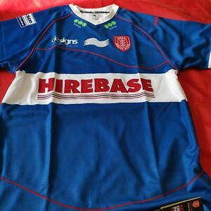 maillot-de-rugby-du-KINGSTON-ROVERS-HULL-Burrda-taille-M