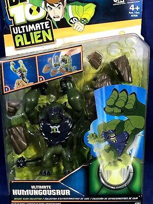 Deluxe Alien Collection Ultimate Humungousaur Ben 10 Ultimate Alien