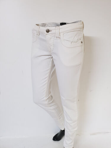 Far Refrigiwear Damenjeans // Hose Frauen Art.J05500 BU 65/% weiß Rabatt