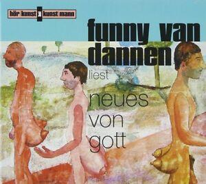 FUNNY-VAN-DANNEN-NEWES-VON-GOTT-CD-NEW-DANNEN-FUNNY-VAN