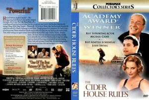 NEW-The-Cider-House-Rules-DVD-2011