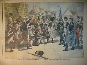 NAPOLEON-AU-THEATRE-PORTE-SAINT-MARTIN-COLONEL-ROQUEBRUNE-LE-PETIT-JOURNAL-1897