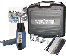 Steinel 34854 Plastic Welding Kit, Includes HL 2010 E Heat Gun