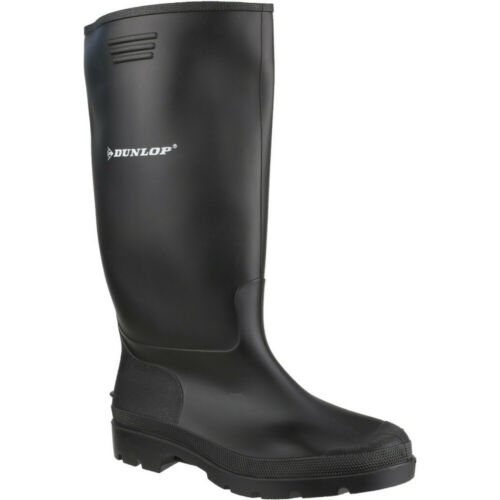 Dunlop Mens /& Ladies Pricemastor 380PP Waterproof Wellington Boots