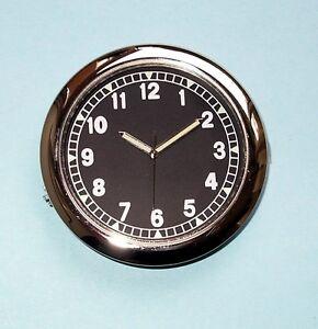 Mega-quartz Style Rétro Classique Voiture Tableau De Bord Horloge-afficher Le Titre D'origine