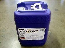 5 Gallon Royal Purple 15w40 Synthetic Motor Oil Diesel