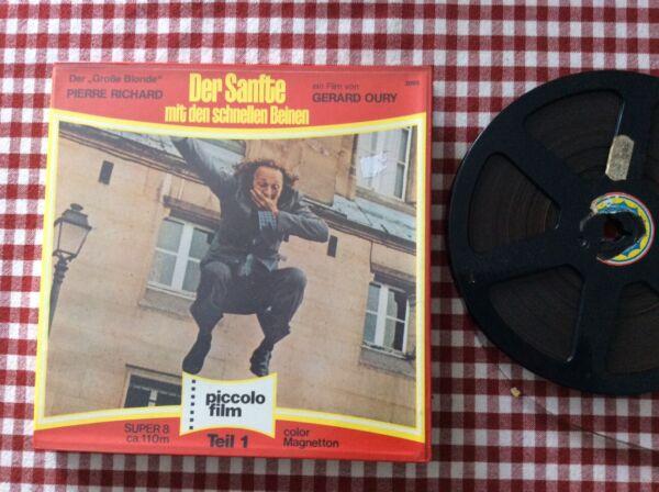 1 Films Super 8 Sonore Pierre Richard Langue Allemand Prix De Liquidation