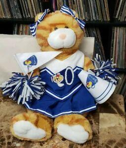 Orange-Striped-Tabby-Cat-Kitty-Plush-Stuffed-Animal-Build-a-Bear-Cheerleader-15-034
