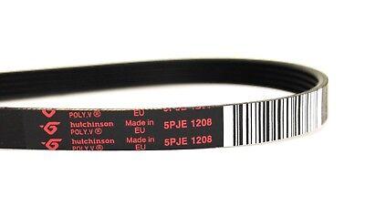 Genuine Indesit and Hotpoint Washing Machine Drive Belt C00141664 5PJE 1208