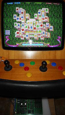 """"""" Super Shanghai """" Arcade Pcb Game Weich Und Rutschhemmend"""