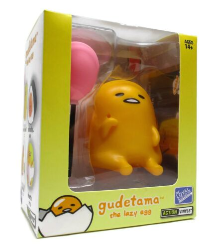 Loyal Subjects GUDETAMA Action Vinyls Series 2 CAN I GO NOW 1//96 GID CHASE Glow