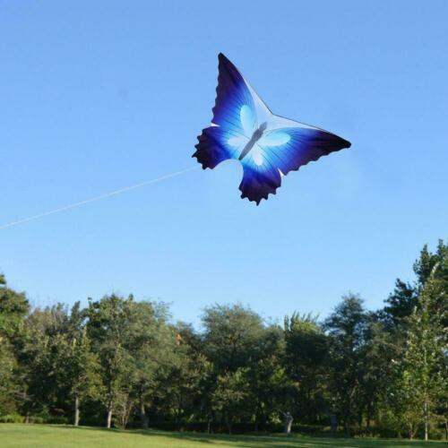 """55/"""" BEAUTIFUL BUTTERFLY SINGLE LINE KITE OUTDOOR SPORT TOY FUNNY"""