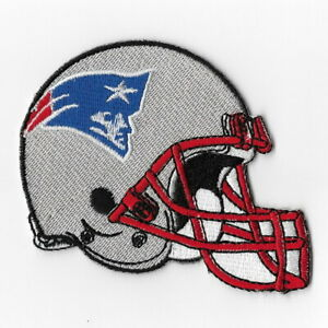 New-England-Patriots-g-Iron-on-Patch-Embroidered-Football-Patches