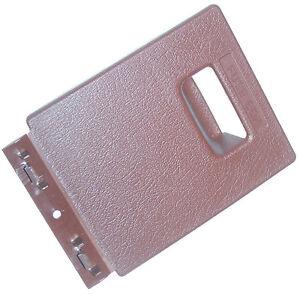 mazda b2000 b2200 b2600 new interior fuse box cover burgundy nla 1986 to 1993 ebay