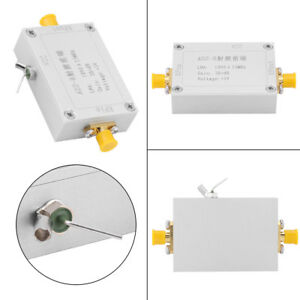Details about ADS-B RF Front-end Radio Frequency Low Noise Amplifier 38dB  Gain 1090MHz New