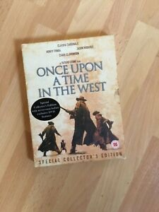 Once-Upon-A-Time-In-The-West-DVD-2-Disc-Set-Special-Collector-039-s-Edition