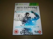 Red Faction Armageddon Command & Recon Edition **New & Sealed** XBOX 360.